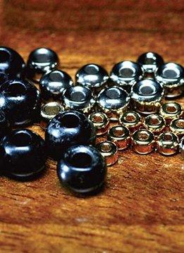 Hareline Tungsten Beads - 10 Pack