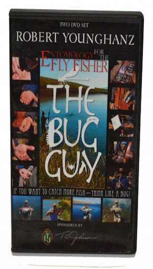 DVD-The Bug Guy/Entomology for the Fly Fisher