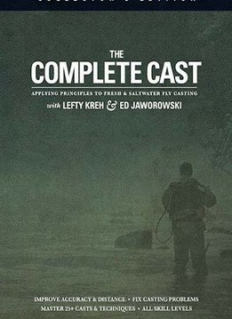 DVD-The Complete Cast - Kreh/Jaworowski