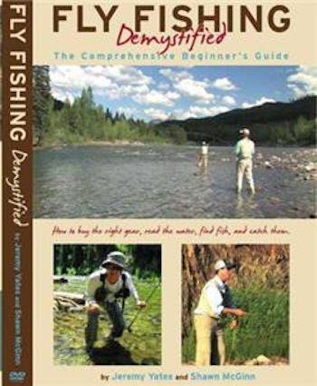 DVD-Fly Fishing Demystified with Yates & McGinn