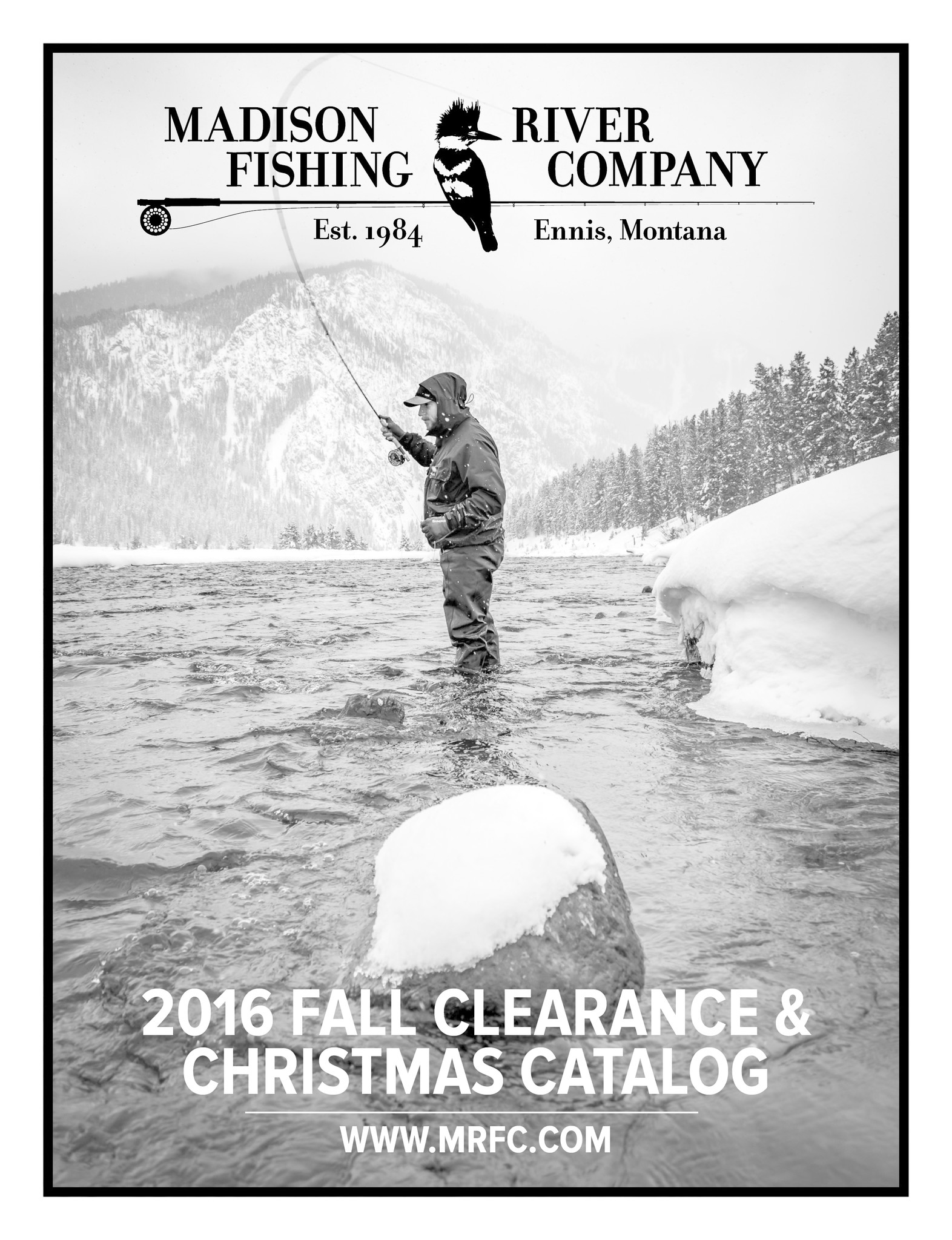 2016 Madison River Fishing Company Catalog