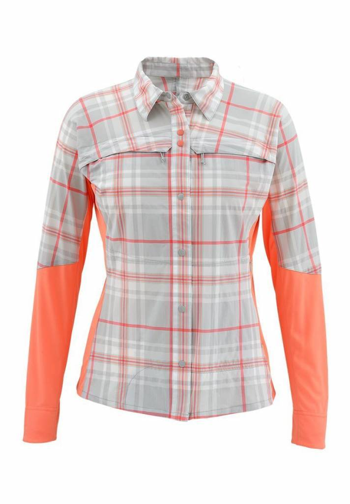 Simms women 39 s fishing shirt sale pro reina clearance for Fishing outlet clearance