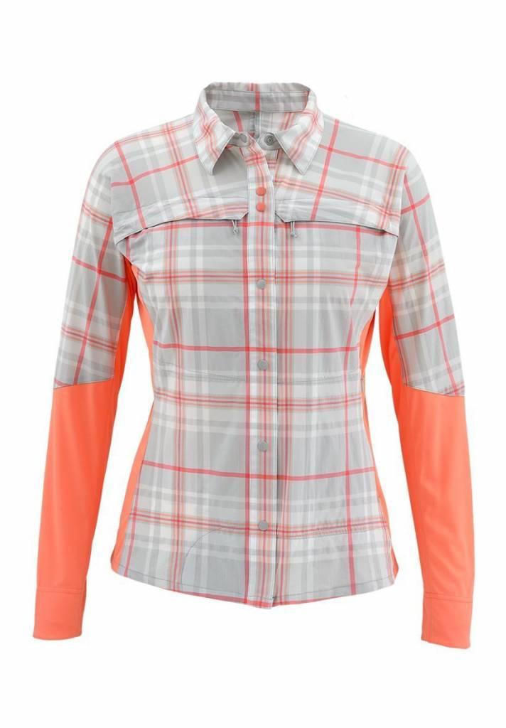 Simms women 39 s fishing shirt sale pro reina clearance for Womens fishing shirt