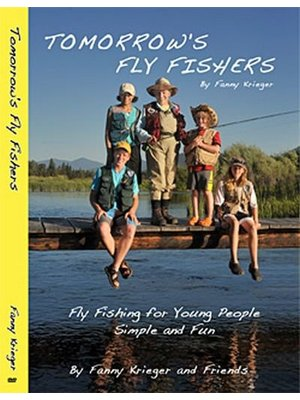 KRIEGER DVD-Tomorrow's Fly Fishers - Krieger