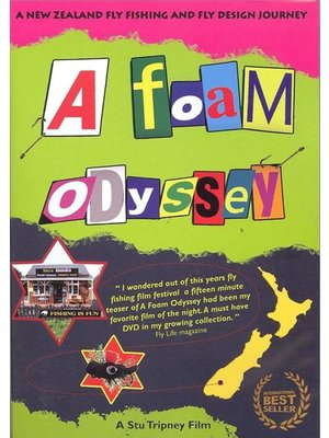 DVD-A Foam Odyssey-Tripney