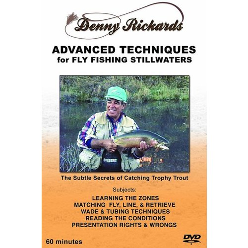 DVD-Advanced Techniques/Stillwaters-Rickards