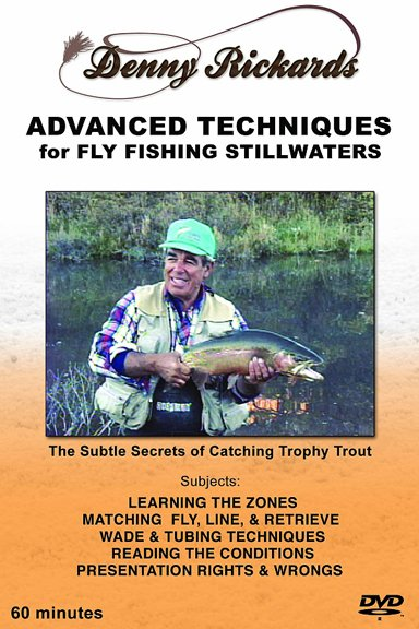 DVD-Advanced Techniques/Stillwaters-Rickards