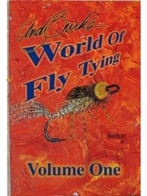 DVD-Andy Burke's World of Fly Tying