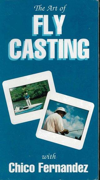 DVD-Art of Flycasting-Fernandez