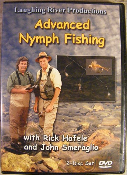 DVD-Advanced Nymph Fishing