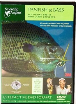 Scientific Anglers DVD-Panfish & Bass w/Larry Dahlberg