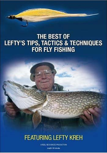 DVD-Best of Lefty's Tips, Tactics and Techniques