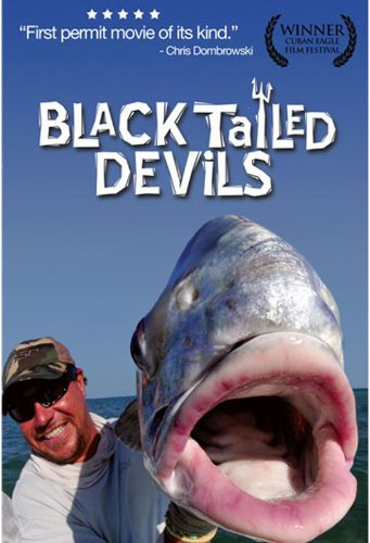 DVD-Black Tailed Devils