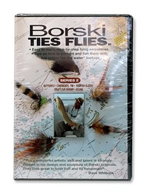 DVD-Borski's Flies Volume 2