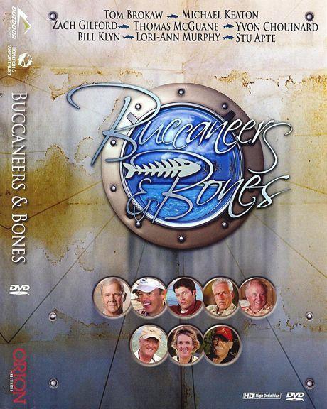 DVD-Buccaneers & Bones