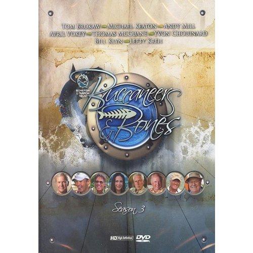 DVD-Buccaneers & Bones - Season 3