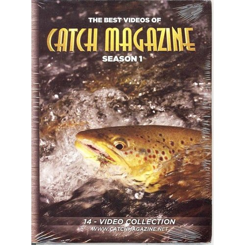 DVD-Catch Magazine Season 1