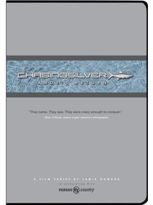 Jamie Howard Films DVD-Chasing Silver: Andy's Return