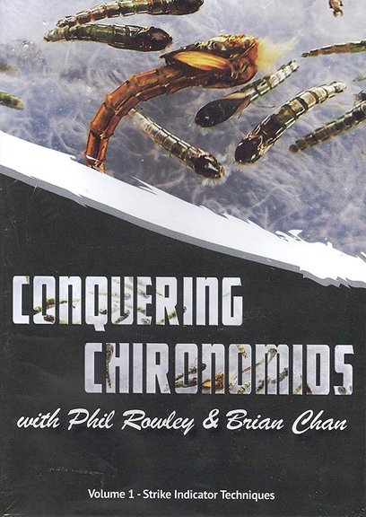 DVD-Conquering Chironomids Vol 1
