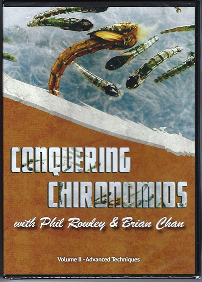 DVD-Conquering Chironomids Vol 2