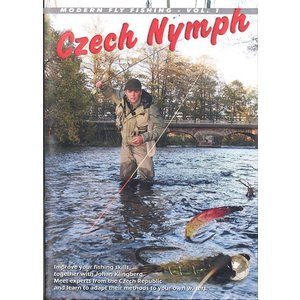 DVD-Modern Fly Fishing Vol 1-Czech Nymph