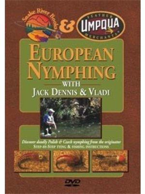 DVD-European Nymphing-Dennis