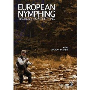 DVD-European Nymphing Techniques/Tying-Jasper