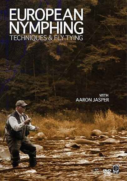 DVD-European Nymphing Techniques/Tying-Jasper