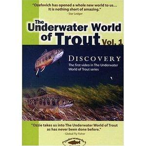 DVD-Underwater World of Trout-Vol 1-Ozefovich