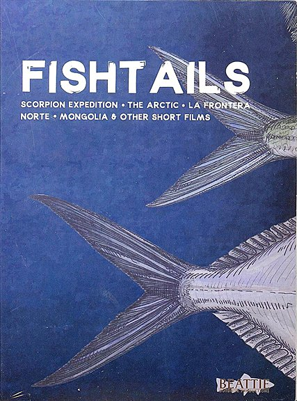 DVD-Fishtails:A Collection of Fishing Stories