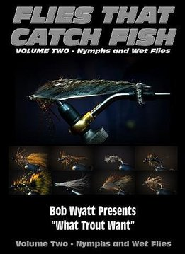 DVD-Flies That Catch Fish: Vol 2 Nymphs/Wet Flies
