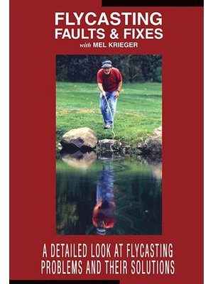 KRIEGER DVD-Fly Casting Faults and Fixes