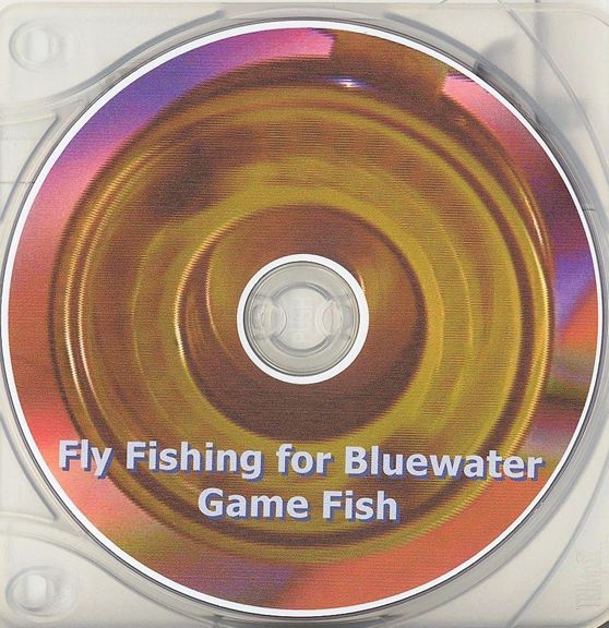 DVD-Fly Fishing for Bluewater Gamefish-Combs