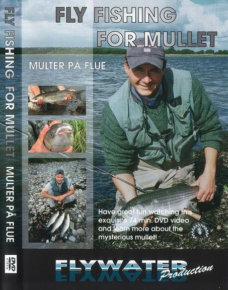 DVD-Fly Fishing For Mullet