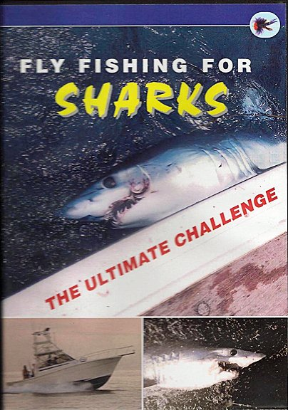 DVD-Fly Fishing for Sharks- Marino