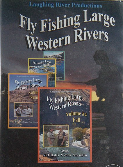 DVD-FlyFishing Large Western Rivers-Spring