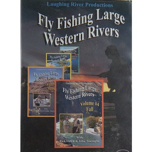 DVD-FlyFishing Large Western Rivers-Summer