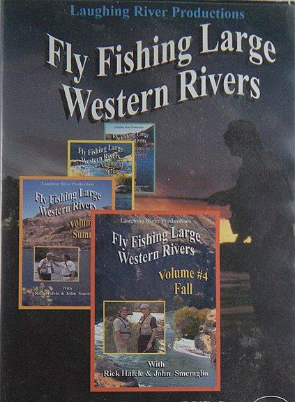 DVD-FlyFishing Large Western Rivers-Summer