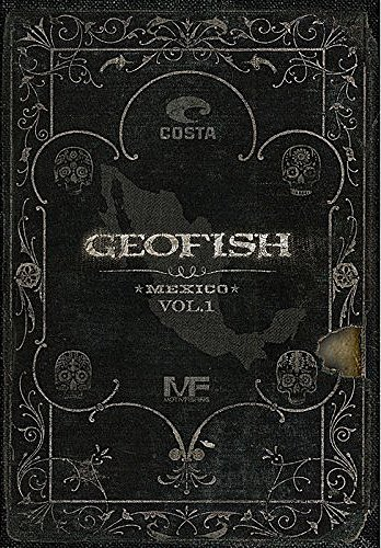 DVD-GeoFish Vol 1 - Mexico- BluRay