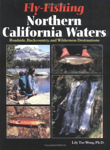 Book fly fishing northern california waters mrfc for Fly fishing northern california