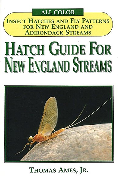 Book-Hatch Guide for New England Streams- Ames