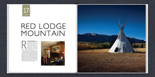Montana Skiing Book By Craig Hergert