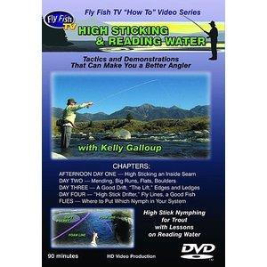 DVD-High Sticking-Galloup