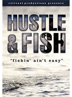 DVD-Hustle & Fish