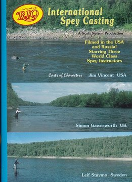 RIO DVD-International Spey Casting-Vincent