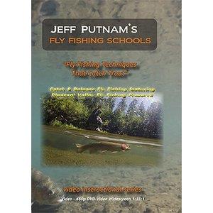 DVD-Jeff Putnam's FF Schools: Catch Trout