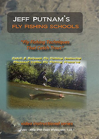 DVD-Jeff Putnam's FF Schools: Catch Trout