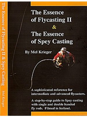 KRIEGER DVD-Krieger-Essence 2 and Spey Casting