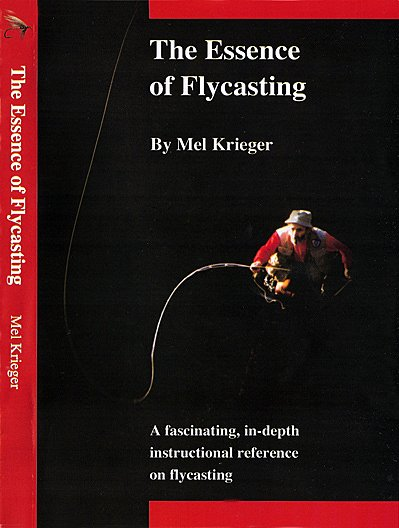 KRIEGER DVD-The Essence of Flycasting