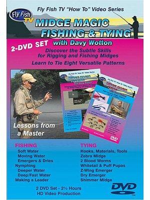 DVD-Midge Magic-Wotton
